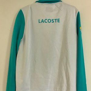 Lacoste Jackets & Coats - NEW Lacoste Women's Miami Open Jacket Size S